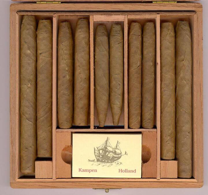 Shortfiller sigaren