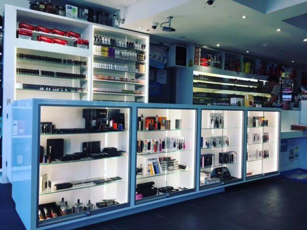 e-sigaret winkel shop turnhout
