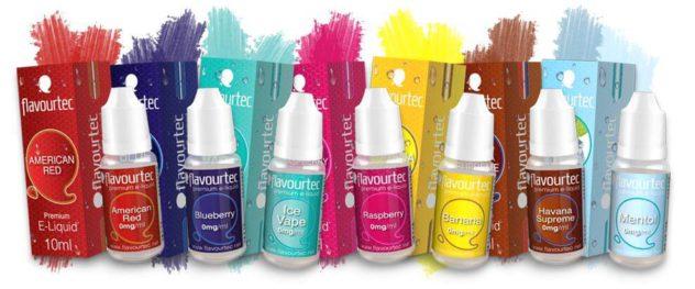 Flavourtec e-liquids kopen in Turnhout