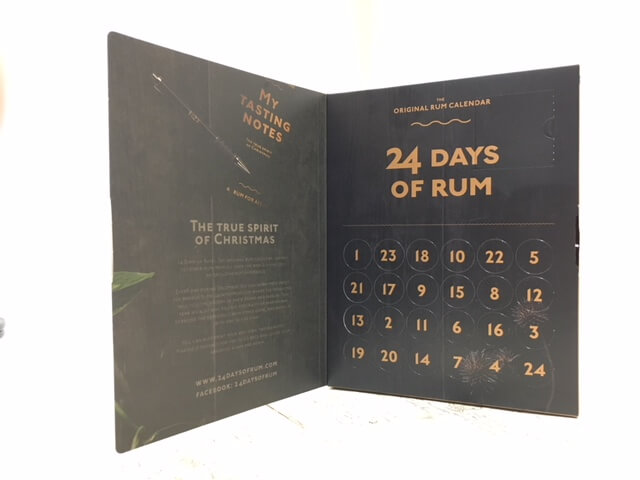 24 days of rum advent kalender online open belgie
