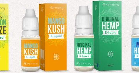 cbd e-liquids online belgie