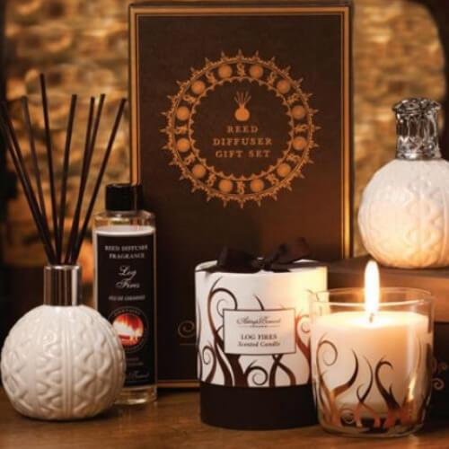 Ashleigh & Burwood geurlampen en -kaarsen