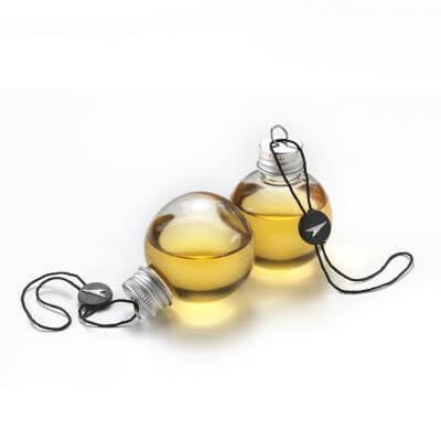 kerstballen met whisky erin