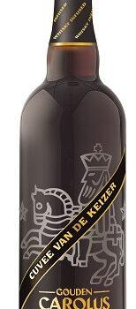 gouden carolus whisky infused bier