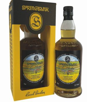 Springbank Local Barley 2018 9Y