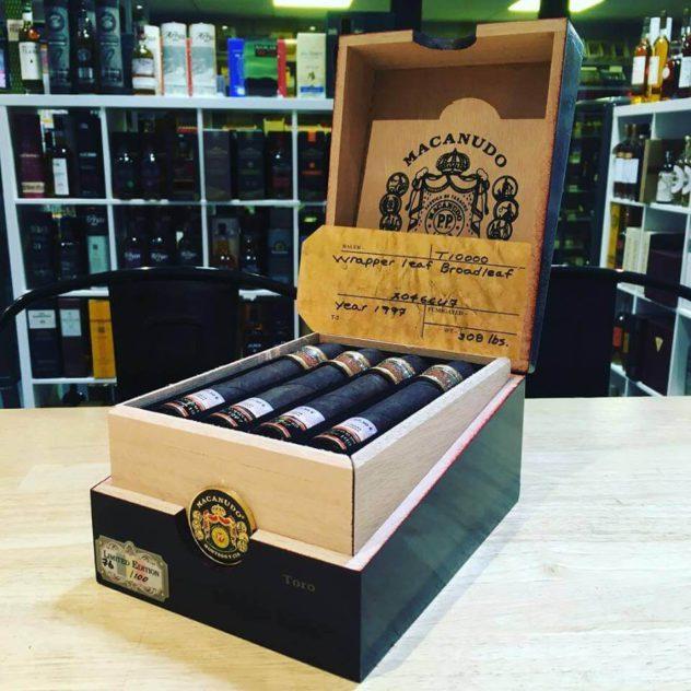Macanudo sigaren kopen
