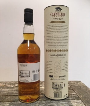 clynelish games of thrones