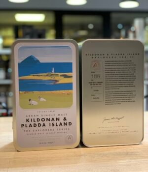 arran kildonan pladda island whisky